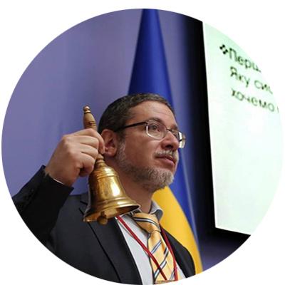 Валерій Пекар, співзасновник Громадянської Платформи Нова Країна