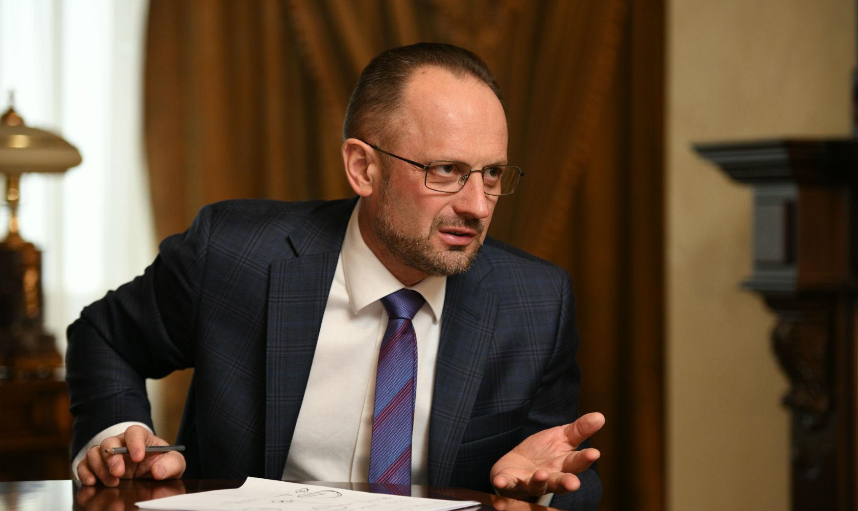 Роман Безсмертний: У владі є люди, які не просто працюють на Росію – вони реалізують план Кремля