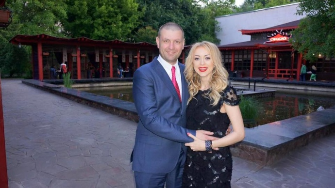 Володимир Пригладь та Наталія Валевська (фото з Facebook)