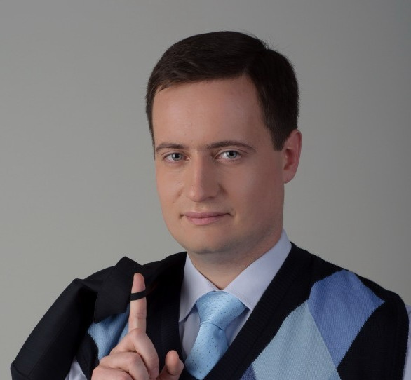 Андрій Юсов (фото – politrada.com)